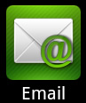 Icono Email Android